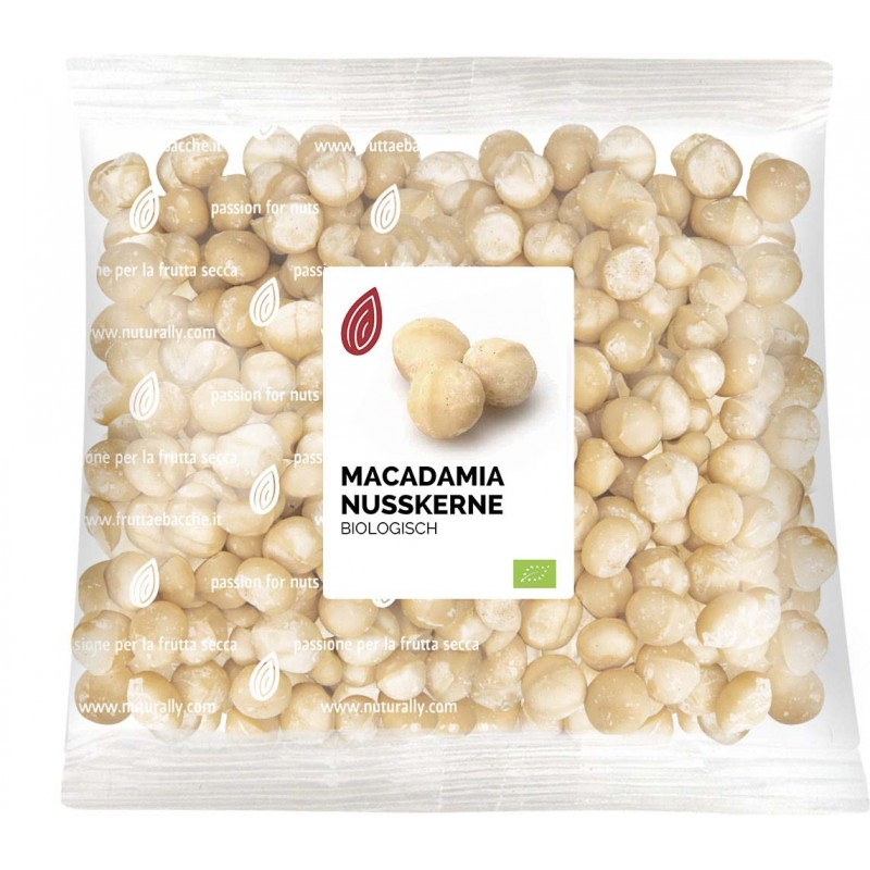 Macadamia Nüsse Ungesalzen
